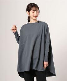 tシャツ Tシャツ SUGAR ROSE/シュガーローズ/ポンチョデザインヘムカーブ TOPS ZOZOTOWN PayPayモール店