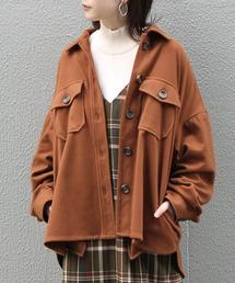 ジャケット カバーオール [洗える]ウールライクカバーオール【セットアップ/低身長向けSサイズ/大きいサイズ対応】|ZOZOTOWN PayPayモール店
