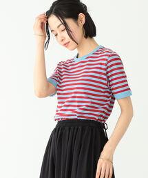 tシャツ Tシャツ BEAMS BOY / ボーダー バインダー ショートスリーブ Tシャツ|ZOZOTOWN PayPayモール店