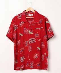 シャツ ブラウス オーバーサイズ レーヨンアロハシャツ|ZOZOTOWN PayPayモール店