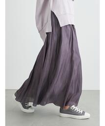 スカート シャイニーサテンスカート * ZOZOTOWN PayPayモール店