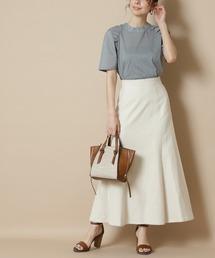 スカート 【S Size Line】◆麻混マキシマーメイドスカート|ZOZOTOWN PayPayモール店