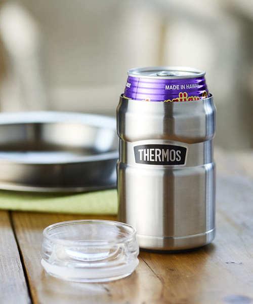 タンブラー おすすめ特集 新作入荷 THERMOS 保冷缶ホルダー