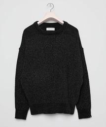 ニット Mole yarn Crew neck Knit|ZOZOTOWN PayPayモール店