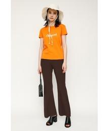 パンツ スラックス NYLON BLEND FLARE PT/ナイロンブレンドフレアパンツ|ZOZOTOWN PayPayモール店