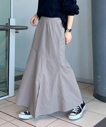 スカート レザーライクコーティングスカート ZOZOTOWN PayPayモール店