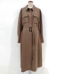 ワンピース シャツワンピース 【手洗い可】BIGポケットドレス|ZOZOTOWN PayPayモール店