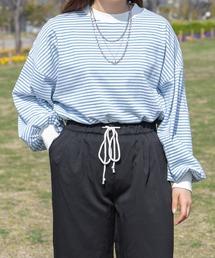 tシャツ Tシャツ 【kutir closet】ボーダーロンT|ZOZOTOWN PayPayモール店