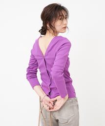 tシャツ Tシャツ 【Leminor/ルミノア】 2WAYカットソー|ZOZOTOWN PayPayモール店