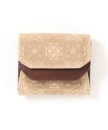 財布 マルメロ marmelo / 型押しフラップミニウォレット ZOZOTOWN PayPayモール店
