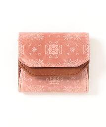 財布 マルメロ marmelo / 型押しフラップミニウォレット|ZOZOTOWN PayPayモール店
