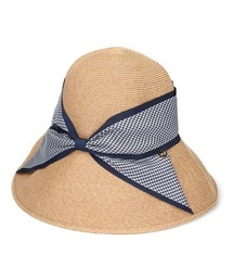 帽子 ハット 【Athena New York】 Risako Gingham / 【アシーナニューヨーク】リサコ ギンガムチェック ZOZOTOWN PayPayモール店