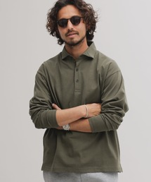 tシャツ Tシャツ [快適男]ポロシャツ/長袖|ZOZOTOWN PayPayモール店
