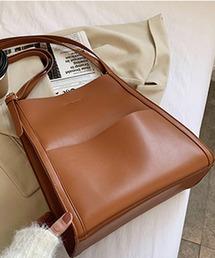 ショルダーバッグ バッグ スクエアショルダーバッグ/大容量トートバッグ|ZOZOTOWN PayPayモール店