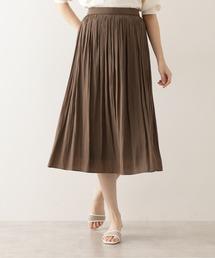 スカート 割繊ギャザースカート ZOZOTOWN PayPayモール店