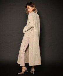 ワンピース deep slit knit onepiece ZOZOTOWN PayPayモール店