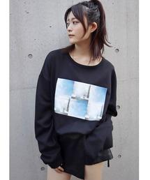 tシャツ Tシャツ [ 8HOURS / エイトアワーズ ] フォトプリント ビッグロンT [ aysb2d ]|ZOZOTOWN PayPayモール店