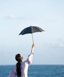 傘 【晴雨兼用傘】ドット 日傘|ZOZOTOWN PayPayモール店
