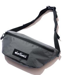 バッグ ウエストポーチ WILD THINGS /ワイルドシングス X-PACK BODY BAG/エックスパック ボディバッグ WT-380-007|ZOZOTOWN PayPayモール店