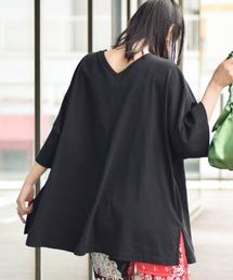 tシャツ Tシャツ Champion × Ray BEAMS / 別注 ハーフスリーブ ビッグ Tシャツ|ZOZOTOWN PayPayモール店