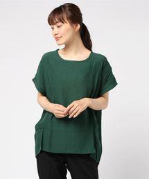 tシャツ Tシャツ エステルクレープビッグプルオーバー|ZOZOTOWN PayPayモール店