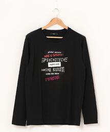 tシャツ Tシャツ レディース Tシャツ グラフィック 長袖トップス|ZOZOTOWN PayPayモール店