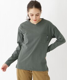 tシャツ Tシャツ 長袖 Tシャツ Vネック WEB限定 11251 ZOZOTOWN PayPayモール店