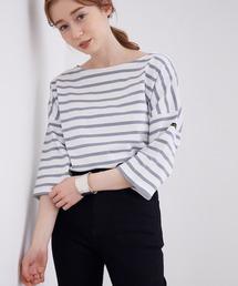 tシャツ Tシャツ 【LE MINOR】マリエールアミボーダーカットソー|ZOZOTOWN PayPayモール店