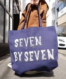 トートバッグ バッグ SEVEN BY SEVEN/セブン バイ セブン ワッペントートバッグ|ZOZOTOWN PayPayモール店