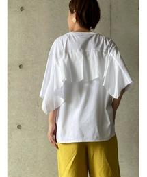 tシャツ Tシャツ 後ろフリルTシャツ|ZOZOTOWN PayPayモール店