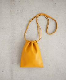 ショルダーバッグ バッグ 【EFOLE】フェイクレザー 巾着 ミニショルダーバッグ|ZOZOTOWN PayPayモール店