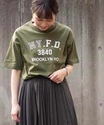 tシャツ Tシャツ NY.F.D.3840ビッグシルエット半袖Tシャツ|ZOZOTOWN PayPayモール店