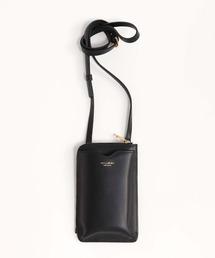 ショルダーバッグ バッグ 【VIOLAd' ORO / ヴィオラドーロ 】V1307スムースレザー多機能スマホポシェット(イタリアンレザー)|ZOZOTOWN PayPayモール店