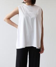 tシャツ Tシャツ 【MAISON MAVERICK PRESENTS / メゾンマーベリックプレゼンツ】ロゴノースリーブTシャツ|ZOZOTOWN PayPayモール店