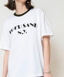 tシャツ Tシャツ 【maRket×JOHNBULL】コラボレーションプリントTシャツ(TOFU)|ZOZOTOWN PayPayモール店
