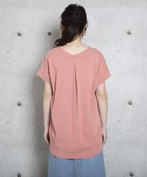 tシャツ Tシャツ ヘビーウエイト天竺タックカットトップス|ZOZOTOWN PayPayモール店