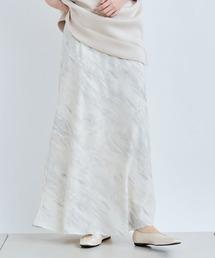 スカート マーブルプリントスカート|ZOZOTOWN PayPayモール店
