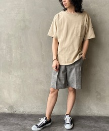 tシャツ Tシャツ [ORCIVAL/オーシバル] ハイカウント クルーネックポケットTシャツ|ZOZOTOWN PayPayモール店