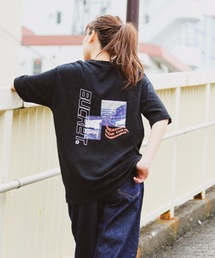 tシャツ Tシャツ 【BUCKET/バケット】バックプリントビッグTシャツ ビッグシルエット|ZOZOTOWN PayPayモール店