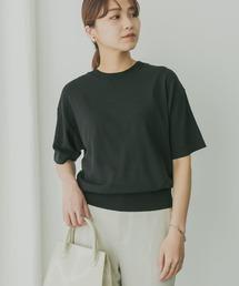 ニット KBF+ クルーネックニットTシャツ ZOZOTOWN PayPayモール店