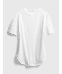 tシャツ Tシャツ ジャカード ヘビーウェイトチュニックTシャツ|ZOZOTOWN PayPayモール店