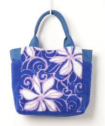 トートバッグ バッグ 【Kahiko】ハワイアンさがら刺繍バッグ|ZOZOTOWN PayPayモール店