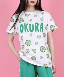 tシャツ Tシャツ フード総柄Tシャツ(KATU・OKURA・IKURA) ZOZOTOWN PayPayモール店