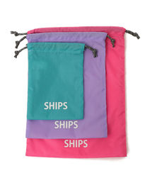 エコバッグ バッグ SHIPS KIDS:巾着 3点セット|ZOZOTOWN PayPayモール店
