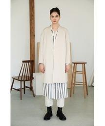 no collar coat(ノーカラーコート)|ZOZOTOWN PayPayモール店