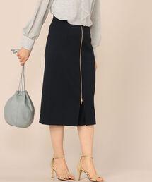 スカート ジップアップタイトスカート|ZOZOTOWN PayPayモール店