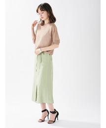 スカート セミタイトカラースカート|ZOZOTOWN PayPayモール店