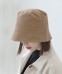 帽子 ハット カジュアルモード ベーシック バケットハット|ZOZOTOWN PayPayモール店