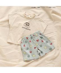ルームウェア パジャマ クレヨンしんちゃんパジャマ 4分丈|ZOZOTOWN PayPayモール店