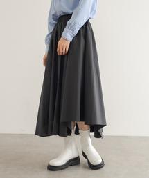 スカート アシメヘムラインスカート|ZOZOTOWN PayPayモール店